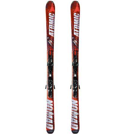 Atomic Crimson Ti Ski System -
