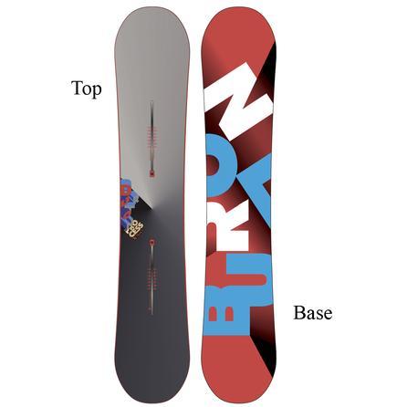 Burton Process Flying V-Rocker Snowboard (Men's) -