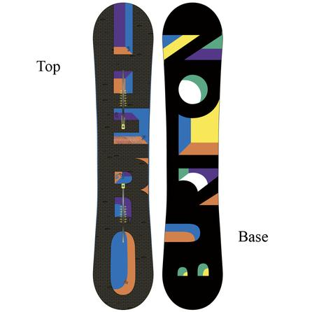 Burton Hero V-Rocker Wide Snowboard (Men's) -