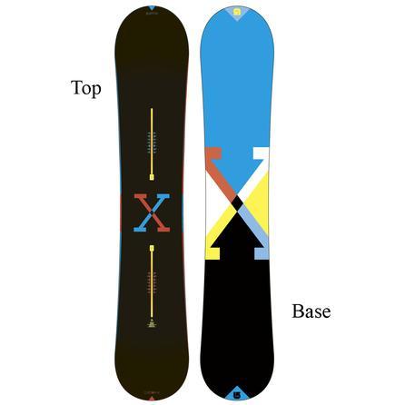 Burton Custom X Snowboard (Men's) -