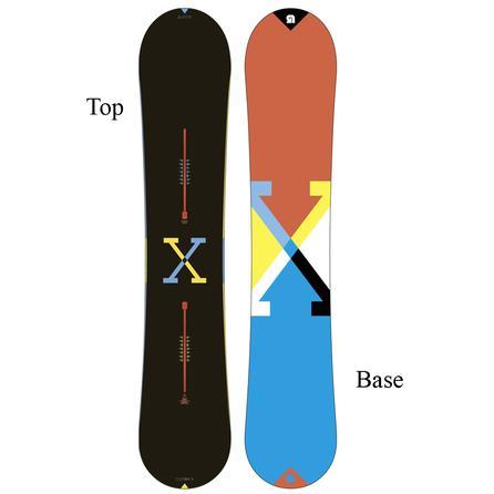 Burton Custom X Wide Snowboard (Men's) -