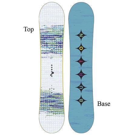 Burton Lux V-Rocker Snowboard (Women's) -