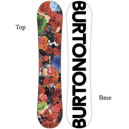 Burton Social V-Rocker Snowboard (Women's) -