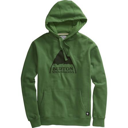 Burton Mountain Logo Pullover Hoodie  (Men's)  -