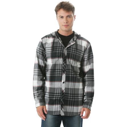Burton Ruckus Hooded Flannel Sweatshirt (Men's) -