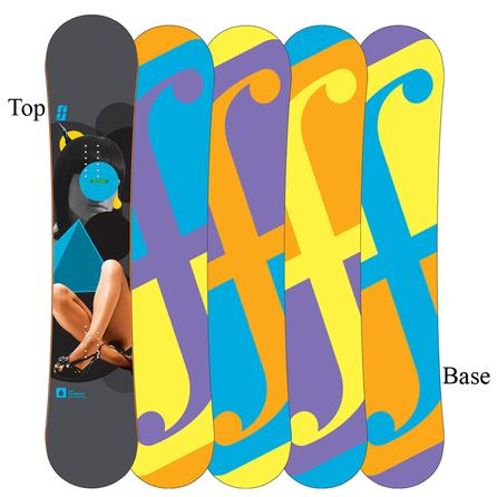 Forum Youngblood DoubleDog Wide Snowboard (Men's) -