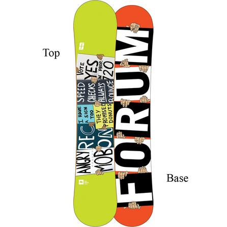 Forum Recon ChillyDog Wide Snowboard (Men's) -
