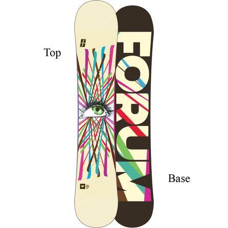 Forum The Star ChillyDog Snowboard (Women's) -