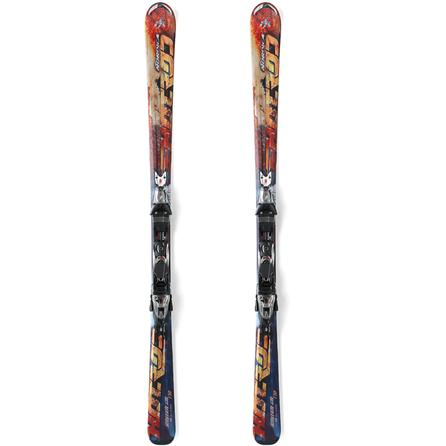 Nordica Hot Rod Igniter Ski System with Bindings -