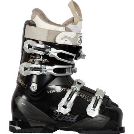 Head Next Edge GLX Ski Boot (Women's) - Black/Anthracite