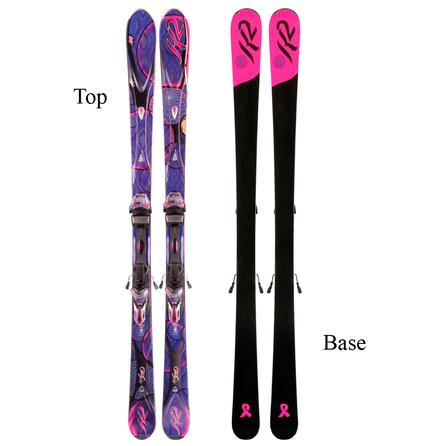K2 SuperFree Ski System (Women's) -
