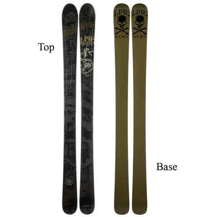 Line Influence 105 Skis  -