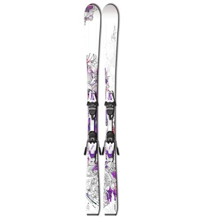 Fischer Koa 73 My Style Ski System with Bindings (Women's) -