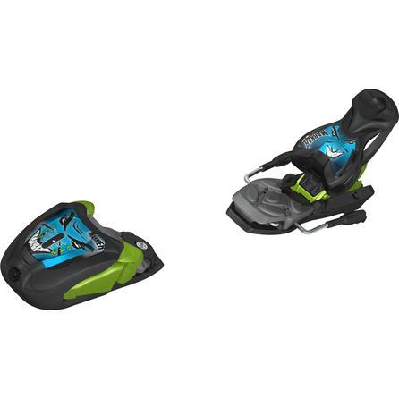 Marker 7.0 Free 85 Ski Binding (Kids') - Black/Anthracite/Green