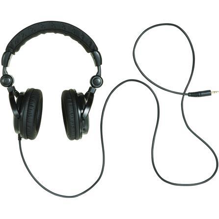 RED REDphones Premium DJ Headphones/ Helmet Audio -