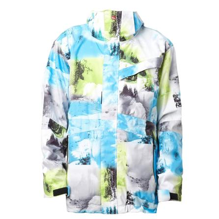 Quiksilver Renegade Shell Snowboard Jacket (Men's) -
