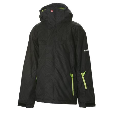 Quiksilver Last Mission Youth Insulated Snowboard Jacket (Boys') -