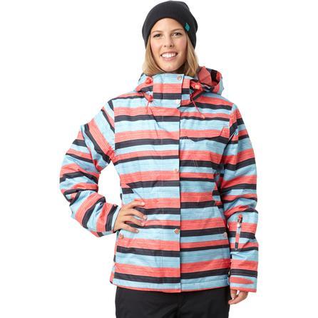 Roxy Ride On Insulated Snowboard Jacket (Women's) -