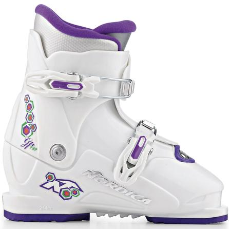 Nordica GP T2 Ski Boot (Kids') - White