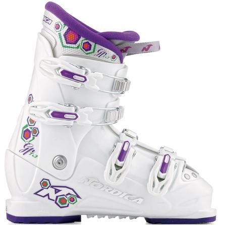 Nordica GP TJ Ski Boot (Junior Girls') -