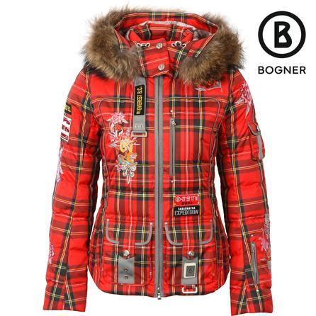 Bogner Laria-D Down Ski Jacket with Fur (Women's) -