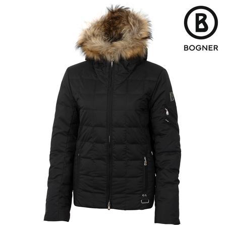 Bogner Silia-D Down Ski Jacket with Fur (Women's) -