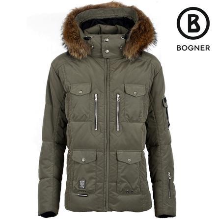 Bogner Polar-D Down Ski Jacket with Fur (Men's) -
