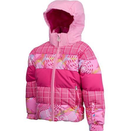 Spyder Bitsy Duffy Puff Ski Jacket (Toddler Girls') -
