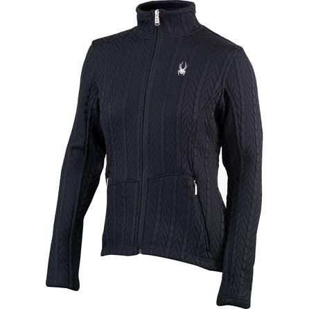 Spyder Full-Zip Cable Sweater (Women's) -