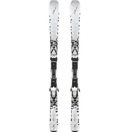 Elan Mystic WaveFlex Ski System with Bindings (Women's) -