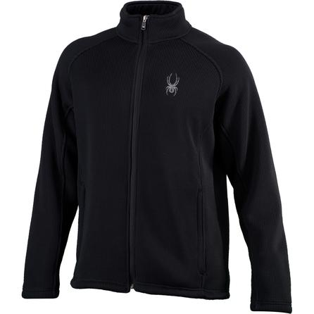 Spyder Full-Zip Heavy Weight Sweater (Men's) -