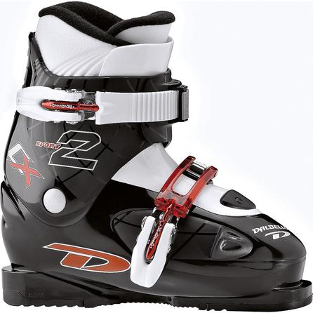 Dalbello CX 2 Ski Boot (Kids') - Black/White