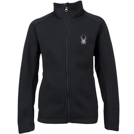 Spyder Full-Zip Mid Weight Sweater (Boys') -