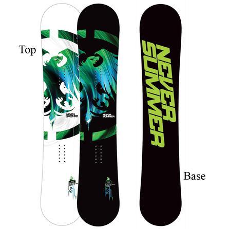 Never Summer SL Snowboard (Men's) -