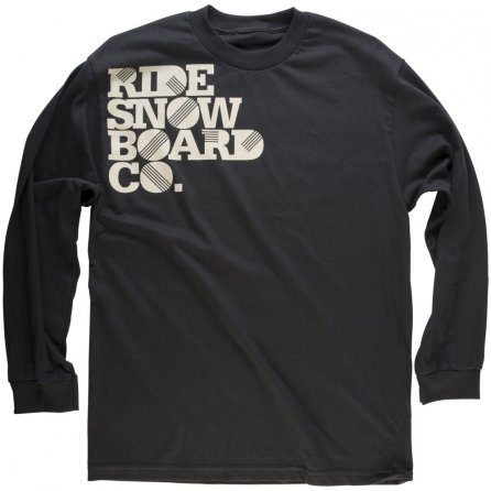 Ride Board Co. Long Sleeve T-Shirt (Men's) -