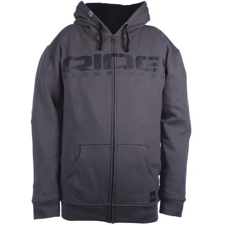 Ride Logo Full-Zip Hoodie (Men's) -