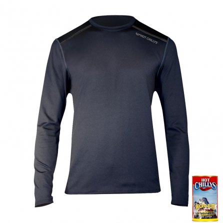 Hot Chillys Micro-Elite Chamois Baselayer Top (Men's) -
