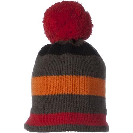 Obermeyer Sassy Knit Hat (Little Kids') - Anthracite