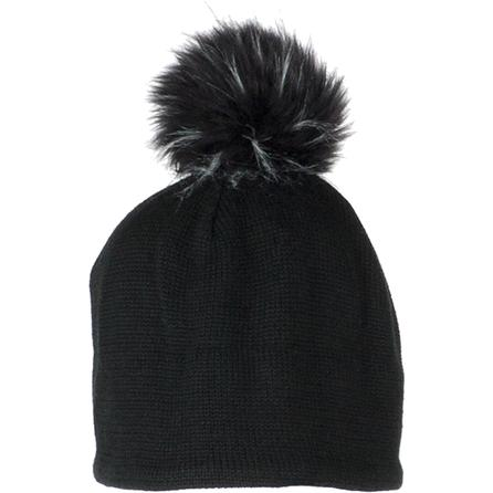Obermeyer Leopard Knit Hat (Women's) -