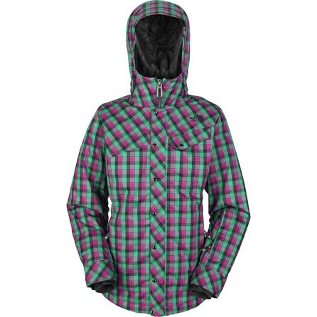 The North Face Socializer Insulated Ski Jacket (Women's) -