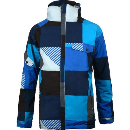 686 Cube Insulated Snowboard Jacket (Men's) -
