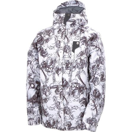 686 Warlock Insulated Snowboard Jacket (Men's) -