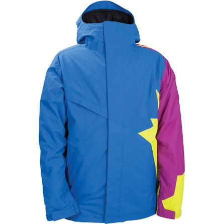 686 Snaggletooth Peace Insulated Snowboard Jacket (Men's) -