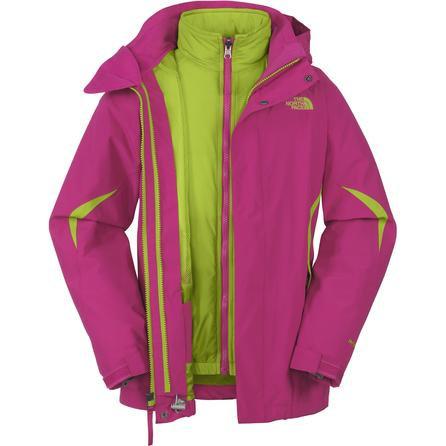 The North Face Boundary Triclimate 3-in-1 Ski Jacket (Girls') -