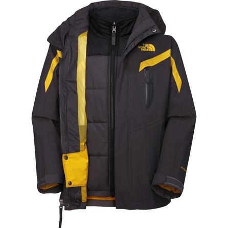 The North Face Boundary Triclimate 3-in-1 Ski Jacket (Boys') -