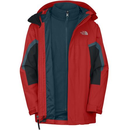 The North Face Nimbostratus Triclimate 3-in-1 Ski Jacket (Boys') -