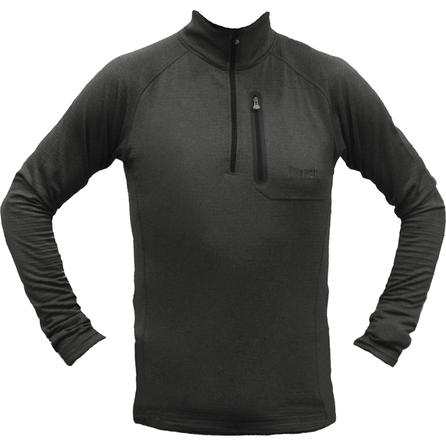 Marker Grid Waffle Zip Thermal Top (Men's) -