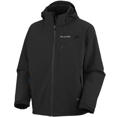 Columbia Wildcard IV Softshell Ski Jacket (Men's) -