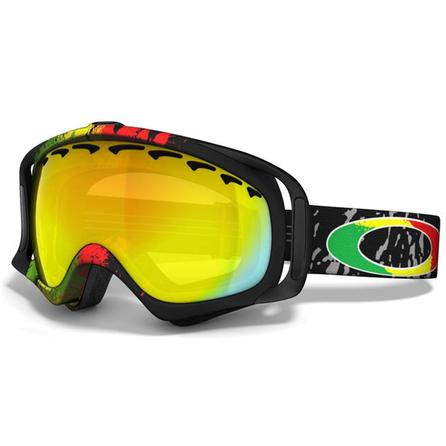 Oakley Tanner Hall Crowbar Goggle (Adults') -