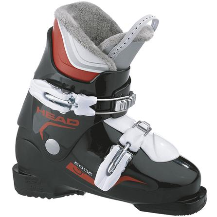 Head Edge J2 Ski Boot (Kids') - Black/White